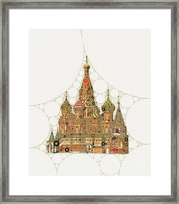 Orthodox Church Framed Print