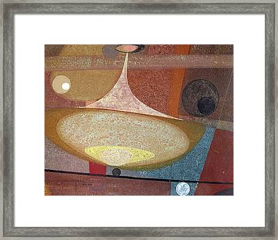 Os1958ar002ba Abstract Design 14x11 Framed Print by Alfredo Da Silva