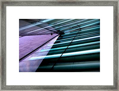 Oslo Opera House Norway 211 Framed Print