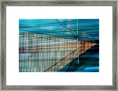 Oslo Opera Norway 147 Framed Print by Per Lidvall