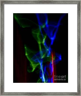 Osmosis Framed Print by Xn Tyler