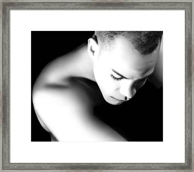 Othello - A Haunting Sorrow Framed Print