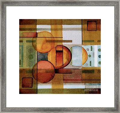 Other Dimensions  Framed Print by Dan Earle