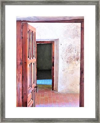 Other Side Framed Print