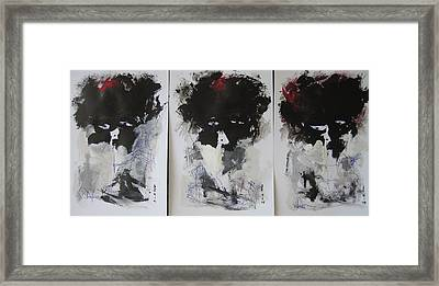 Other Than 3 Framed Print by Seon-Jeong Kim