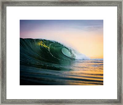 Other World Framed Print by Ryan Moore