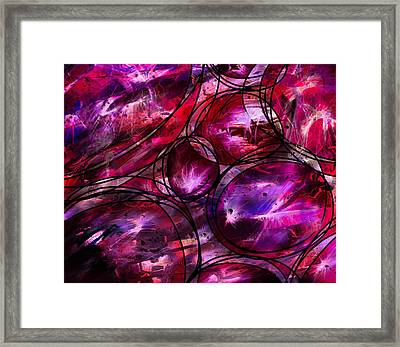Other Worlds Framed Print by Rachel Christine Nowicki