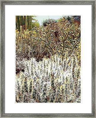 Ouch   Framed Print by Linda Parker
