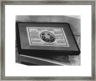 Ouija Board, Manufactured Framed Print by Everett