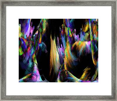 Our Colorful Planet Framed Print