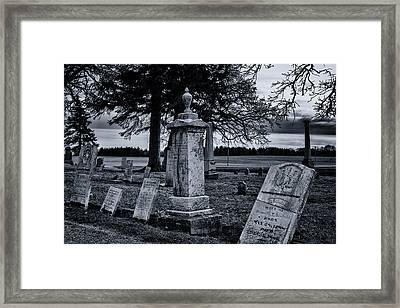 Our Final Framed Print