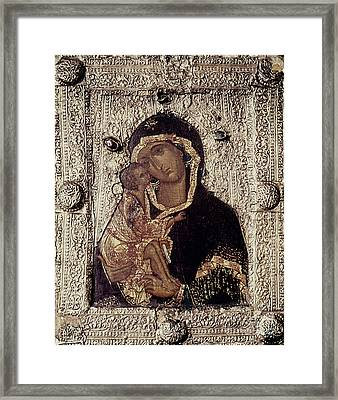 Our Lady Of Don Framed Print by Granger