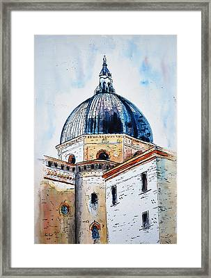 Our Lady Of Loreto I Framed Print by Neva Rossi