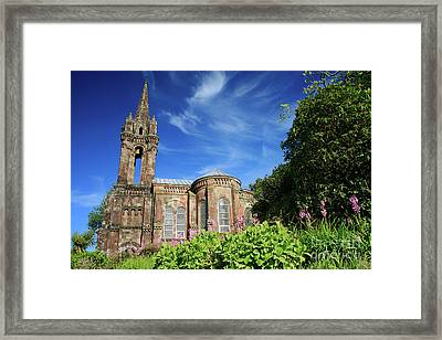 Our Lady Of Victories Framed Print by Gaspar Avila