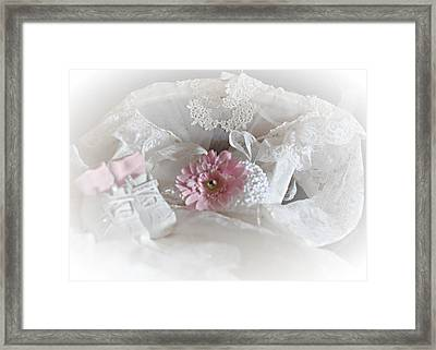 Our Little Girl Is All Grown Up Framed Print