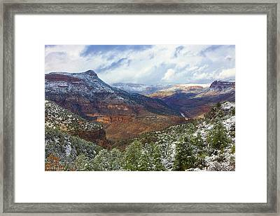 Our Other Grand Canyon Framed Print