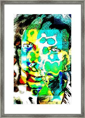 Our Pandora Framed Print by Brian Milne