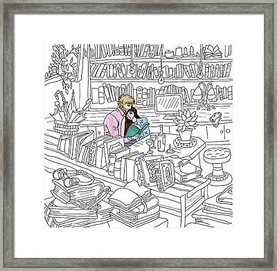 Our Place Framed Print