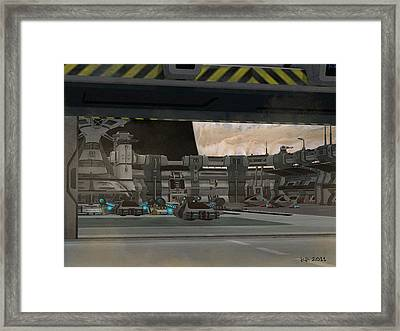 Our Turn Framed Print