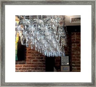 Out For Breakfast Framed Print by Kailee Oliver