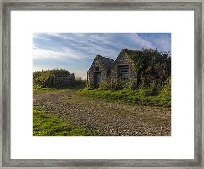 Out House II Framed Print