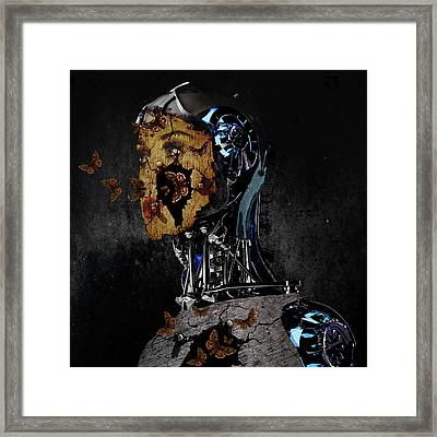Out Of Captivity Framed Print