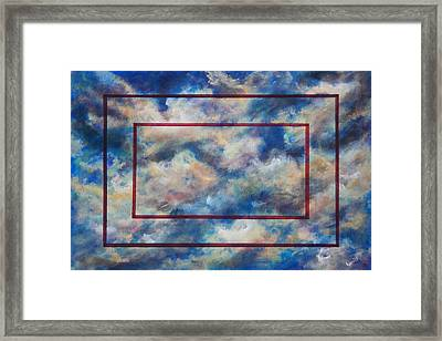 Out Of Chaos Framed Print