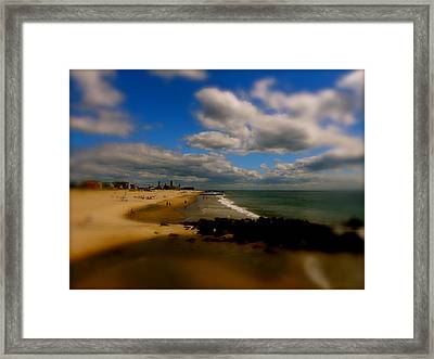 Out Of Focus Framed Print by Joe  Burns