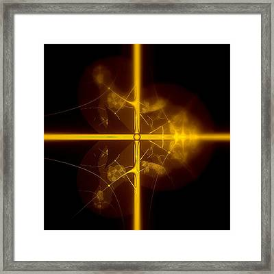 Out Of Oblivion Framed Print by Thomas Smith