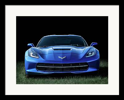 Chevy Framed Prints