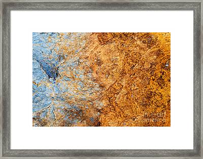 Out Of The Fire Framed Print by Tim Gainey