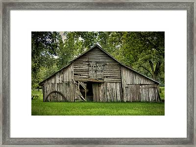 Out Of The Past Framed Print by Dave Bosse