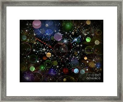 Out Of This World Framed Print