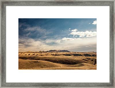 Out Of This Worldly Framed Print by Todd Klassy