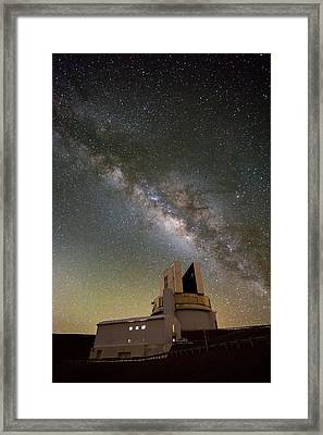 Out There Framed Print by Thorsten Scheuermann