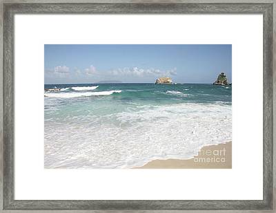 Out To Sea Again  Framed Print by Clay Cofer