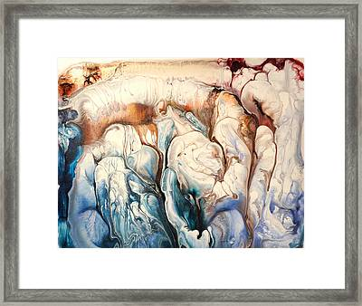 Outards Framed Print by Rr  Cabarga