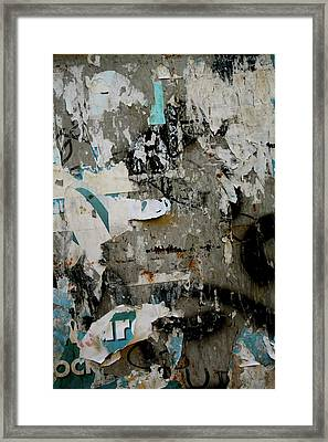 Outcast Framed Print by Jason Wolters