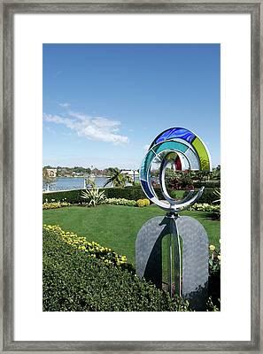 Outdoor Art Framed Print by Francesco Roncone