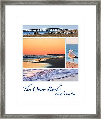 Outer Banks North Carolina Framed Print