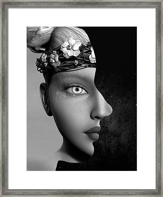 Outer Persona Framed Print