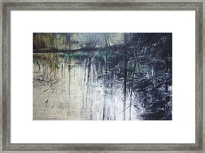 Outflow  Mellerstain Framed Print by Calum McClure