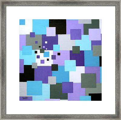 Outgoing Messages Framed Print by Tammy Watt