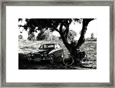 Outing Framed Print