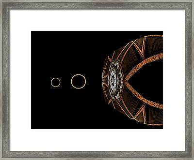 Outreach Framed Print by Wendy J St Christopher