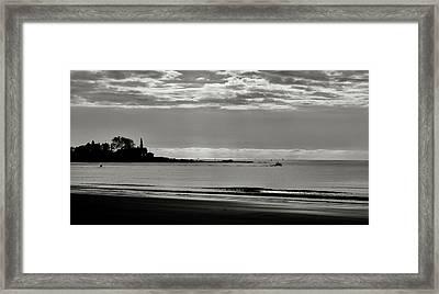 Outward Bound Framed Print