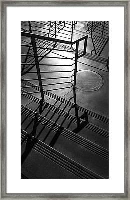 Ovation Framed Print by Skip Hunt