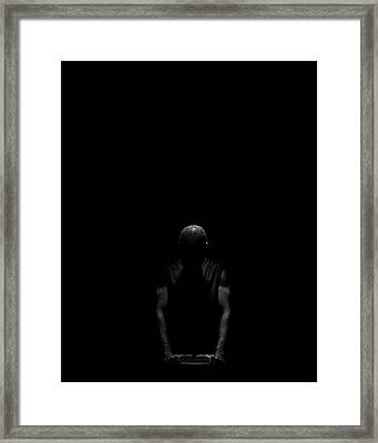 Framed Print featuring the photograph Over Me by Eric Christopher Jackson
