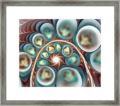 Over One's Head Framed Print by Anastasiya Malakhova