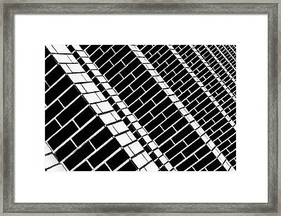 Over The Garden Wall Framed Print by Paulo Abrantes